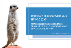 Certification of Advanced Studies HES-SO, Medidee medical services