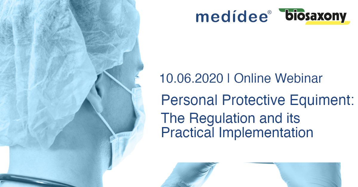 personal protective regulatory event
