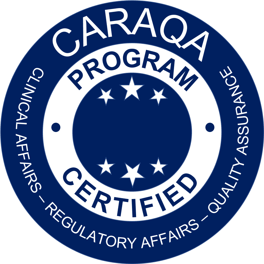 caraqa logo - clinical affairs, regulatory affairs, quality assurance for medical devices and IVD companies