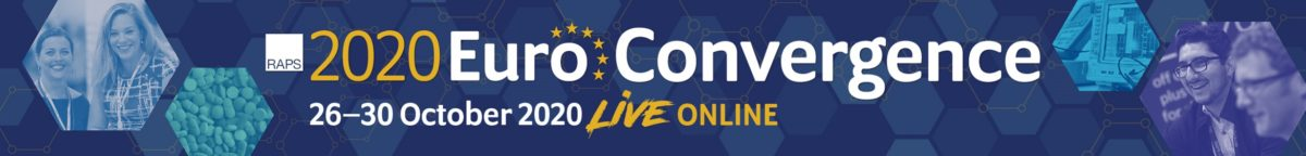 RAPS Euro convergence logo